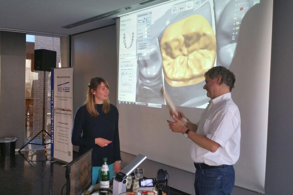 Ein Dankeschön für einen grossartigen Tag mit Jochen Peters ist ein Dankeschön an die Fördermitglieder der VFDZt